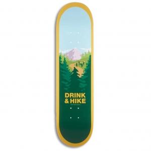Drink Hike Skateboard Deck 8 38 P54765 128804 Image
