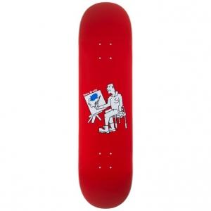 Polar - Painter Deck - Red