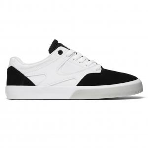 Kalis Vulc x MACBA Life Shoes - White/Black