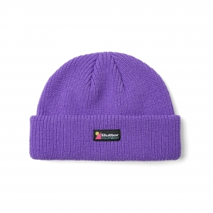 Equipment Beanie Purple