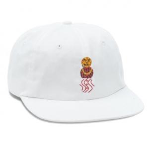 Snackman Cap - White