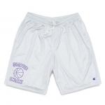 Ball Is life Mesh Shorts - Athletic Grey