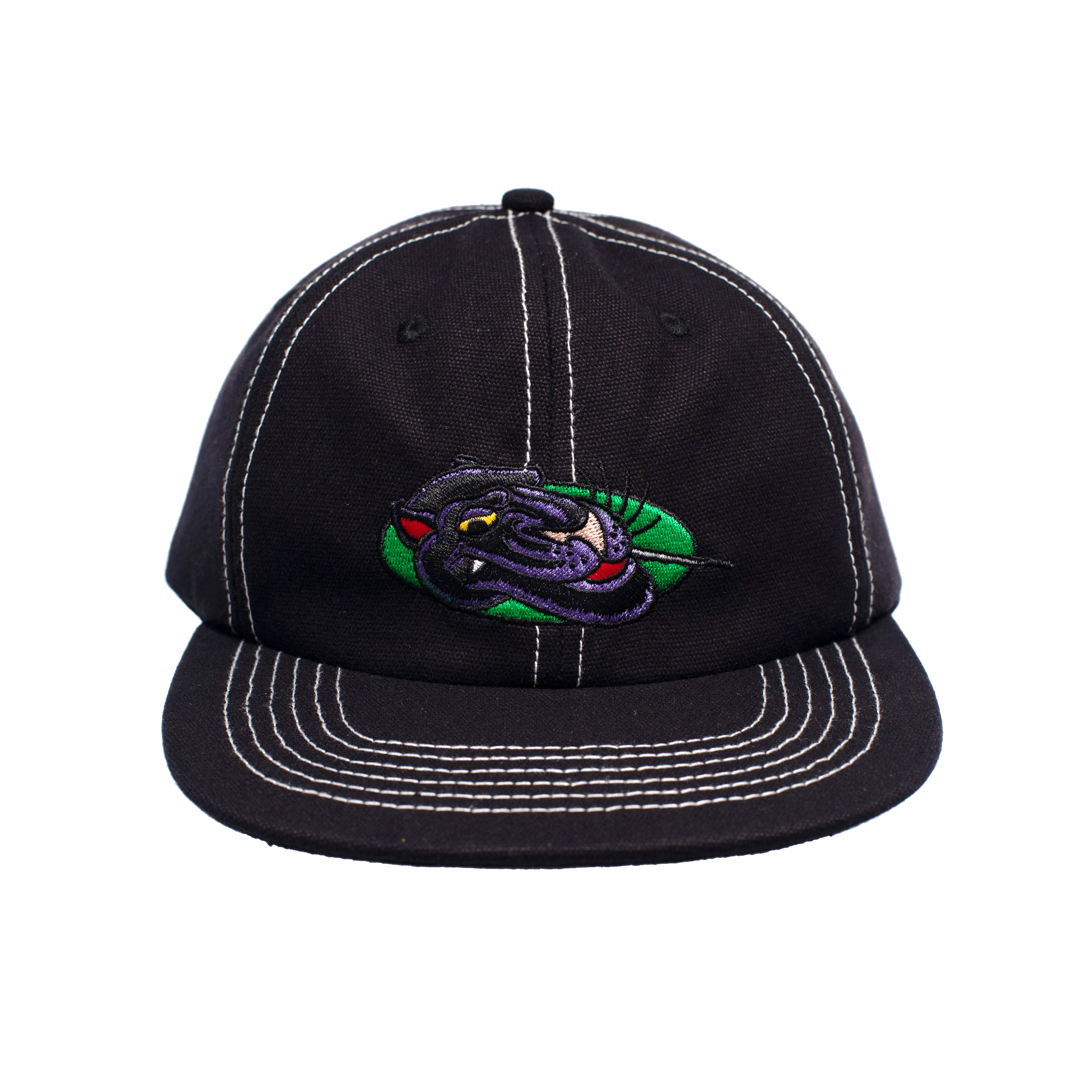 Black+panther+hat+front