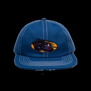 Carpet - Panther Hat - Blue