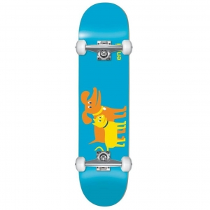 Enjoi Cat Dog Youthcomplete Skateboard Aqua 1.1620262437