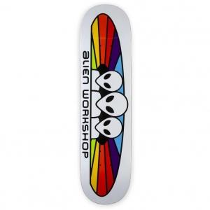 Spectrum Deck - White