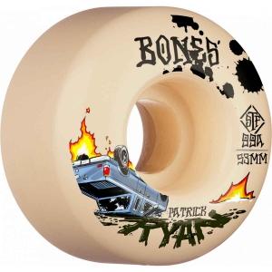 Bones Stf Patrick Ryan Crash Burn 53mm Wheels 1