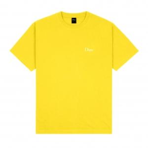 Dime Classic Logo Small Yellow