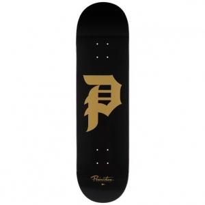 Primitive Dirty P Black 8.5 Skateboard Deck E1620022335170
