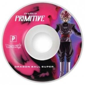 Primitive - Goku Black Rose Pink Wheels