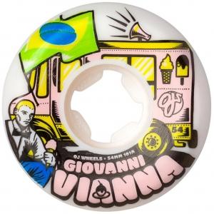 Oj Giovanni Vianna Elite Skateboard Wheels