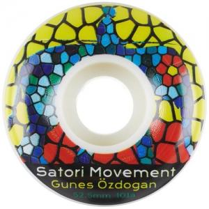 Gunes Özdogan's Stained Glass Wheels