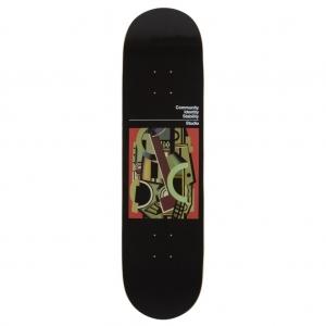 Brave New Board Deck - Black
