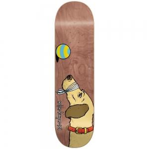 101 Heritage - Natas Kaupas Dog Reissue Deck - Brown