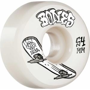 Bones Heritage Boneless Stf V5 Wheels 54mm 1