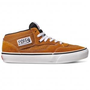 Reynolds Half Cab 92' Shoes - Golden Brown