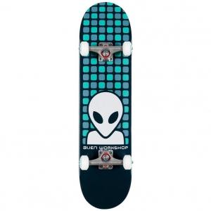 Alien Workshop Matrix Blue 775 Skate Completo