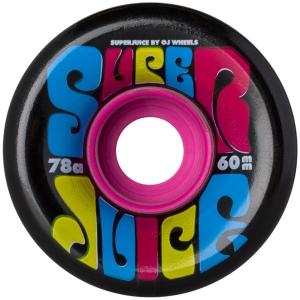 Super Juice CMYK 78A Wheels