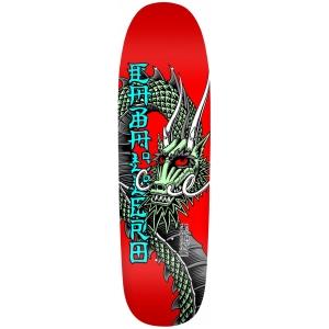 Steve Caballero Ban This Reissue Deck - Red