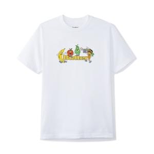 Fruit Logo T Shirt White