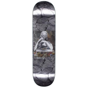 Fucking Awesome Gino Iannucci Saint Mary Silver Foil Deck 825 Grande