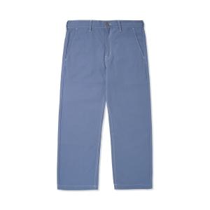 Herringbone Pants Blue 1