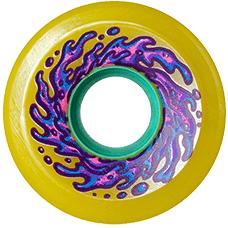Slime Balls Skateboard Wheels Mini Og Slime 54 5mm 90a Yellow